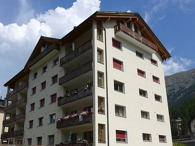 Photo for Apartment Chesa Islas in Pontresina - 4 persons, 2 bedrooms