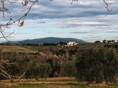Photo for Holiday apartment San Gimignano for 1 - 4 persons with 2 bedrooms - Holiday apartment in a villa