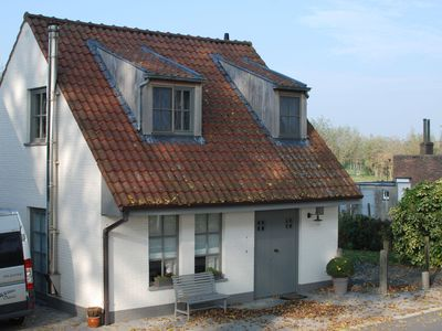 Photo for Charming and nice house in a rural area between Bruges and the Belgian coast