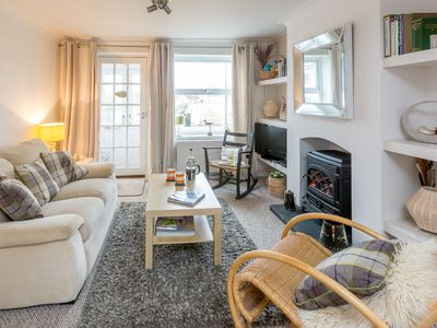 Photo for Walnut Cottage- stylish & comfortable Victorian cottage close to Aldeburgh beach
