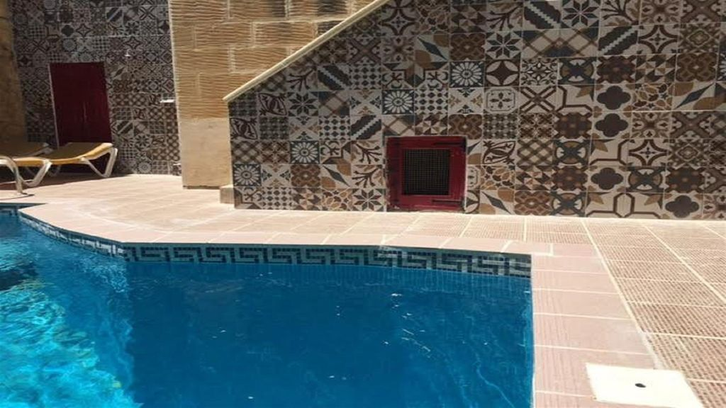 Tas summiena Farmhouse with private pool and free wifi in Gozo  Photo 1