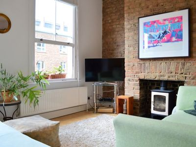 Photo for Spacious 2 Bedroom Apartment in Stoke Newington