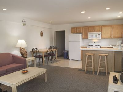 Photo for Family or Group Rental - Large 2 Bedroom Condo in Downtown Ocean City