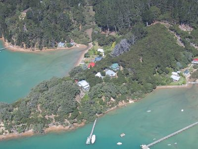 Photo for The Anchorage in Schoolhouse Bay