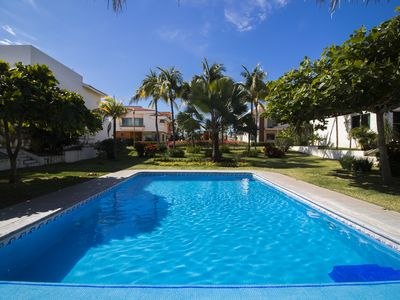 Photo for Your Home in cozy, fantastic and elegant  house in Flamingos Nuevo Vallarta!