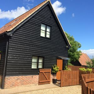 Photo for The Hayloft at Doves Barn Cottage, Badley, Needham Market