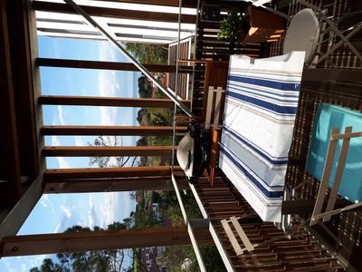 Photo for APPT TERRACE view OCEAN - Ideal for Beach holidays at the beach