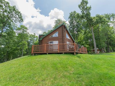 Photo for Windy Acres - Lake Area Home with Hot Tub