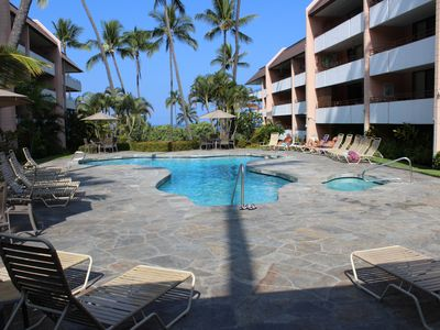 Photo for 2BR/2BA White Sands Village-Ocean View Condo-footsteps from Magic Sands Beach !