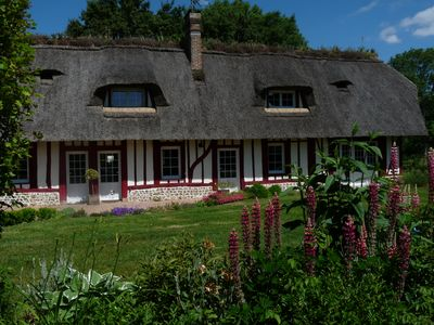 Photo for 4BR House Vacation Rental in ST LEGER DE ROTES, Normandie