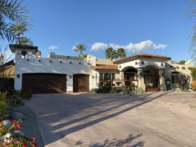 Photo for ENCHANTING HACIENDA! TWO BEDROOM SUITES, INCREDIBLE PRIVATE YARD!