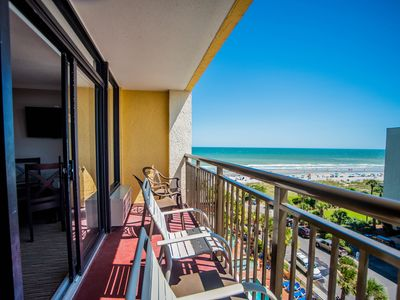 Ocean Front and Affordable