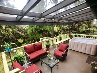 Photo for 3BR House Vacation Rental in Volcano, Hawaii