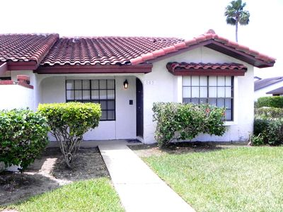 Photo for Vista Verde 145- Comfortable & Spacious 2/2/1 Condo in the heart of Brownsville