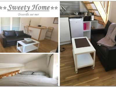 Photo for ** Sweety home **: 2 steps from the casino-beach 150m