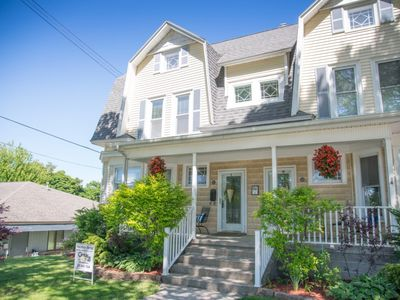 Photo for Historic Manistee Townhome near Downtown