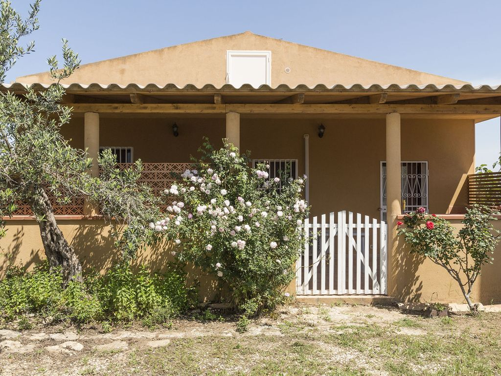 Independent Villa 45 Square Meters Veranda 2 Bedrooms Fronte Smoked Beef 400 Gram Chateau Country House Around The Castelvetrano