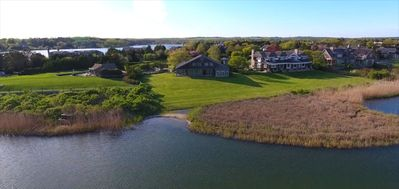 Photo for West Mecox | Bay Front with Southern Water Views
