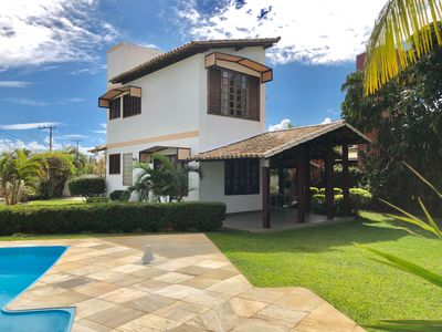 Photo for Beach House Rental in Guarajuba Bahia - Perfect for Your Family