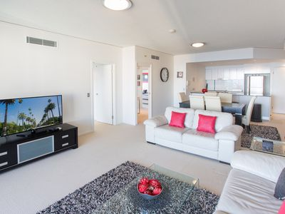 Photo for 3BR Apartment Vacation Rental in Broadbeach, QLD
