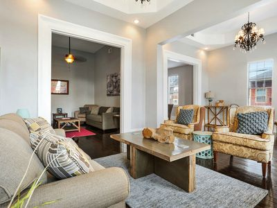 Photo for Bright and Comfortable NOLA home