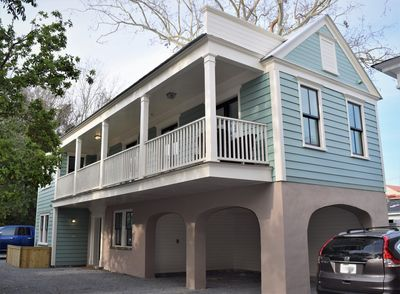 Cool Carriage House Historic District Walking Distance To King St Pet Friendly Downtown Charleston Download Free Architecture Designs Itiscsunscenecom