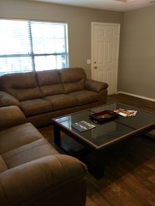 Photo for Two bedroom duplex. Get to the fun! Stay for the quiet.