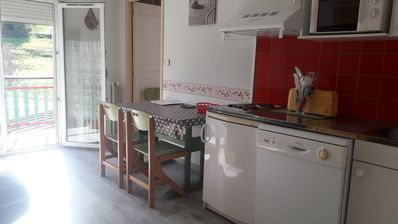 Photo for 1BR Apartment Vacation Rental in girmont val d'ajol, Grand Est