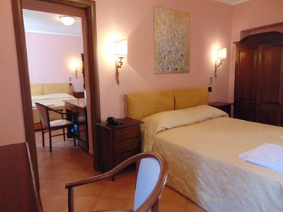 Photo for Two-room apartment 206 in Hotel Residence Sgroi 4-star