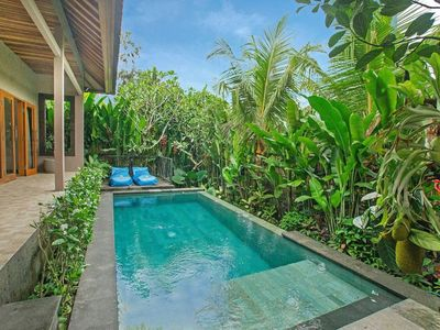 Photo for Beautiful 7 BR Villa for Family Close to Tanah Lot