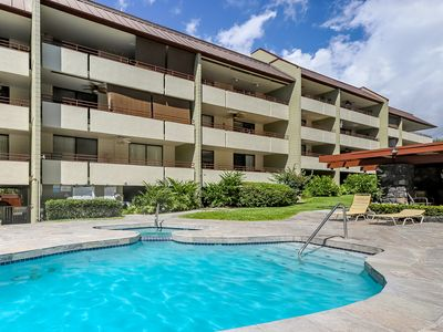 Photo for Oceanview condo w/ a shared pool, hot tub, & tennis - nearby beach access