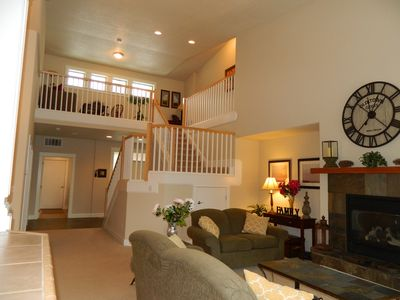 Photo for Wonderful Townhome at Widgi Creek Golf Course - Close to Bachelor, Trails & Bend