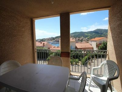 Photo for Apartment Banyuls-sur-Mer, 1 bedroom, 3 persons
