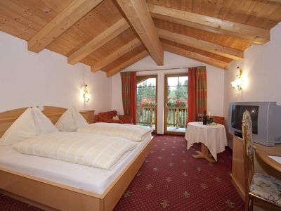 Photo for Double room De Luxe | 1-2 - Hotel Leamwirt
