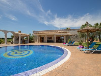 Photo for Can Sol, Finca 5StarsHome Mallorca