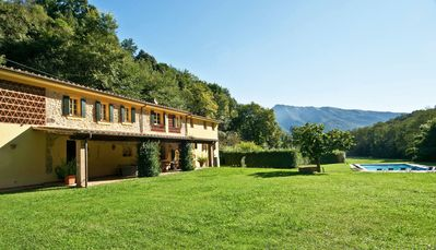 Photo for 6BR Villa Vacation Rental in Culla, Tuscany