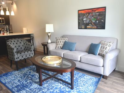Photo for Legacy West - Luxury Living- 1 Bedroom @2 Plano/Frisco