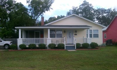 """""""Gulfport Breeze"""" Spacious  Corner House, Lots of Outdoor Space"""