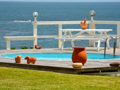 Photo for Bungalow Bout Rêve, calm and beauty Tartane