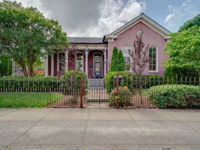Photo for Colonial Germantown/Downtown Nashville- 3 +  Br - 2 Ba. - Great Garden-