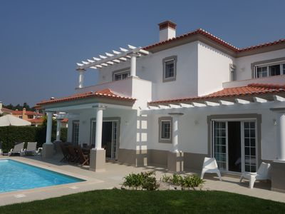 Photo for 4 bed, 4 bath villa with large private heated pool