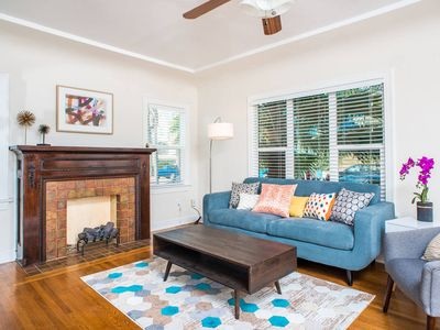 Photo for Pleasant Hillcrest 2 BR near Balboa Park by Domio