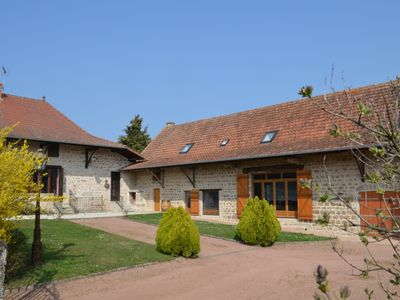 Photo for Your cottage in southern Burgundy, in the grove Charollais, quiet and relaxing