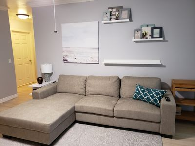 Photo for Cozy and Quiet 1 Bedroom Condo
