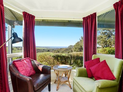 Photo for Country Retreat with Sea Views