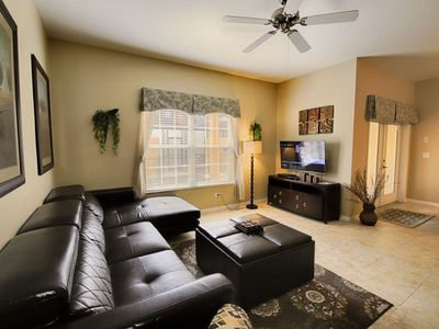 Photo for Wow $125/nt May Special, Book Now!  Paradise Palms Pool Home with Pirate Mickey Room