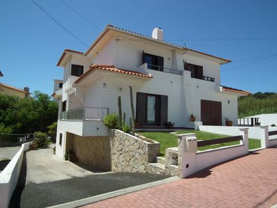 Photo for 2 beautiful double rooms in a cozy house with large courtyard directly on the sea