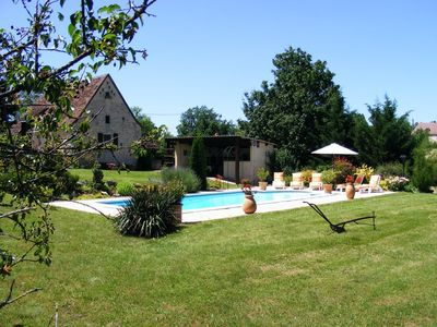 Photo for Residence Quercy style, at the heart of the countryside, by the Causse