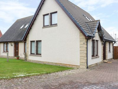Photo for MOLLYS HOOSE, family friendly, with a garden in Crail, Ref 969837