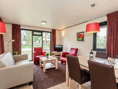 Photo for Bungalow in the holiday park Landal Het Land van Bartje - Indoor swimming pool with paddling pool and slide